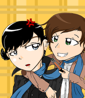 Wholock: Scarf by AnimeTimelord