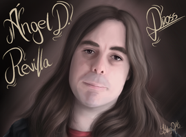 Angel David Revilla (Dross) by Malebeja