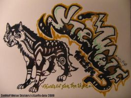 Lozenge Tabu-Dog ft. SWW Graff by Lorfis-Aniu
