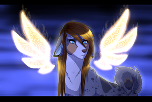 What's the point of having wings if you can't fly? by neoinu