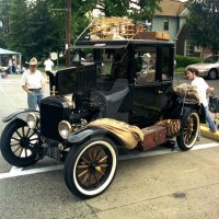 1925 Model T by focallength