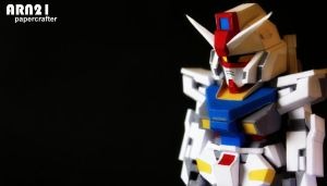 SD RX-78 Gundam Evolve Ver by aeron21