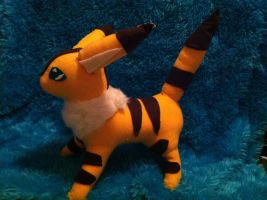 Plush Teto from Nausicaa by KatiesClayCreatures