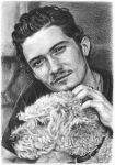 Orlando bloom by Tarsanjp