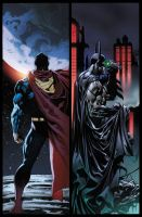 Superman Batman 86 p17 by BlondTheColorist