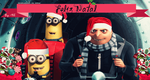 Despicable Me Christmas by niheditions