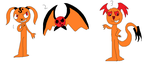 Hallows Eve Adopts Remade by ottolover101