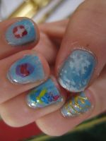 RotG-inspired Nails by Imachipmonk
