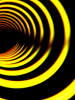 Tunnel spiral by Eitvys200
