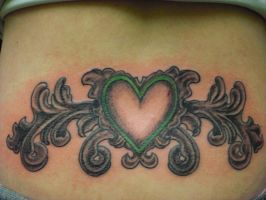 Heart Lower Back by Shipht