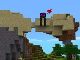 Minecraft's Own Physics Defied! by AwepicNess70