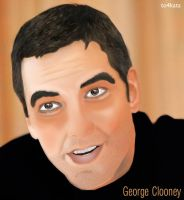George Clooney by to4kata