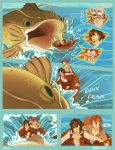 Catfished - Pg 2 by WolfRocket