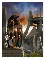 City of Anubis by Fredy3D