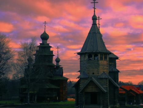 Suzdal by GodBeWithUs