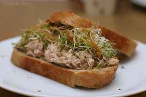 Tuna sandwich by patchow