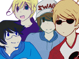 All Together Now! Request by ShinyLatias82