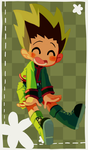 Gon aaaaaaaa by JuiceBox-Tea