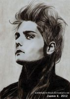 Gerard Way 12 by UNTILitFADEStoBLACK