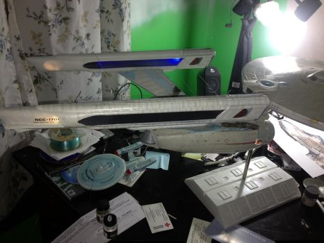 Updates! Nacelles by GrimCW