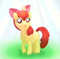 Applebloom by AngelicCarrot