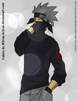 kakashi3 quick colors by M3ran
