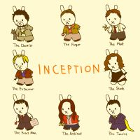 Inception + Miffy by bakatty