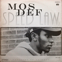 Mos Def - Speed Law by PADYBU