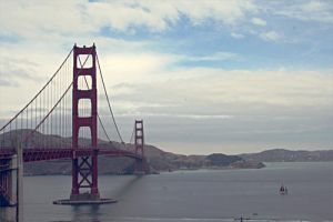 Golden Gate Bridge by SYK4NG