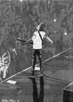 Niall Horan at MSG by sphili