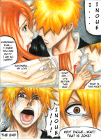 Bleach - The final Scene by NeoAngeliqueAbyss