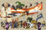 Merry Marvel Marching Society by francis001