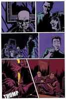 Geezers Page 1 Colored by gzapata