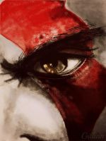 Kratos eye by gilly15