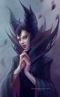 Maleficent by JenniferHealy