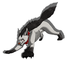 MIghtyena fer vince by shadowfire88123
