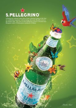 san-pellegrino water poster by 5835178