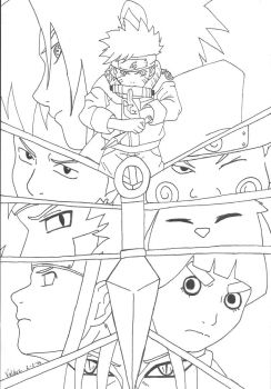 Dibujos De Anime Para Pintar furthermore Da Colorare likewise Tiger Vs Shadow The Wolfman further Gallery together with Gallery. on bleach vs naruto 23