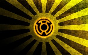 Sinestro Corps Wallpaper by LordShenlong