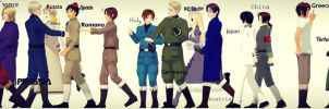 Hetalia! by Quincy1313