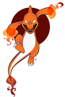 005 - Charmeleon by the-Mad-Hatress
