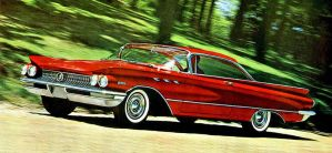 After the age of chrome and fins : 1960 Buick by Peterhoff3