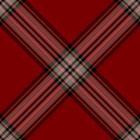 Seamless Plaid 0025 by AvanteGardeArt