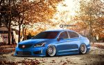 2011 Honda Accord Sedan Modified by akdigitaldesigns