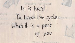 Your own vicious cycle by Arieegreen