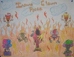 Insane Clown Posse by JuggalettaGurl