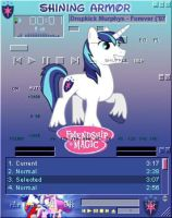Shining Armor amp by shadesmaclean