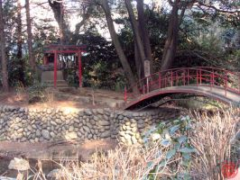 Small Shinto Shrine by Kaji01