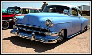 1954 Chevy Lowrider by StallionDesigns