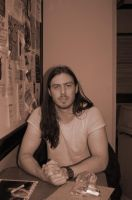 Andrew WK in School by carina